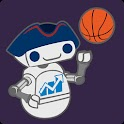 RMU Football & Basketball logo