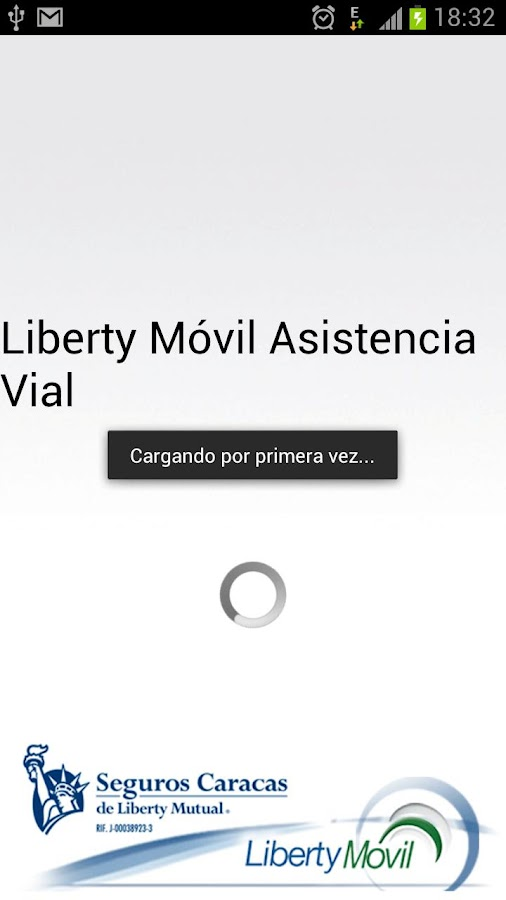 Liberty Móvil Asistencia Vial - screenshot