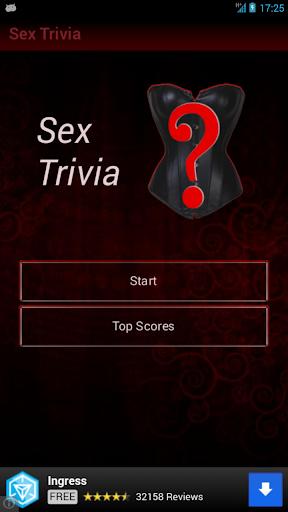 Sex Trivia