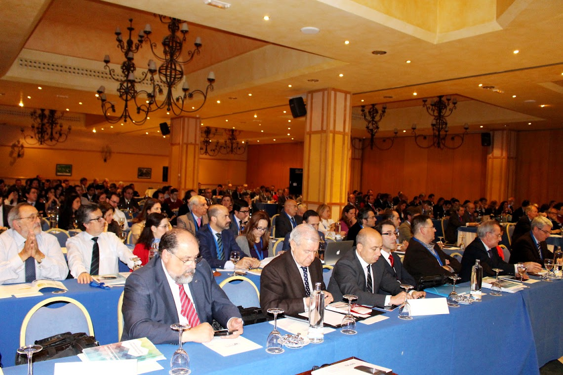 HOTEL ANTEQUERA HOSTS MORE THAN 400 COMMERCIAL AND BANKRUPTCY LAW EXPERTS AT THE IX EXFIMER CONFERENCE