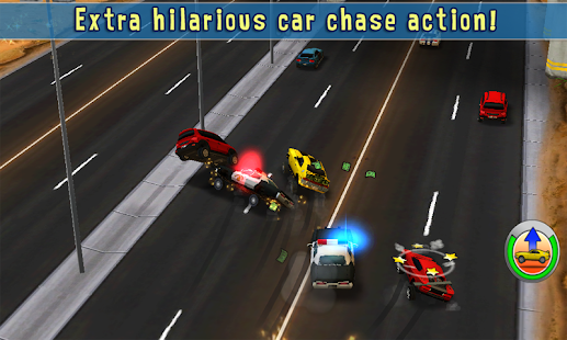 Reckless Getaway Free Screenshot 1