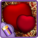 Two Hearts Battery Widget icon