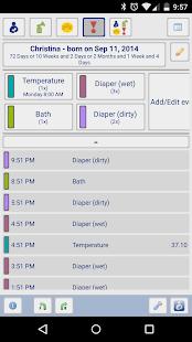 Breastfeeding - Baby Tracker - screenshot thumbnail