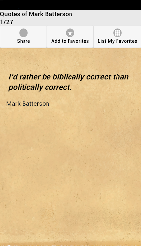 Quotes of Mark Batterson