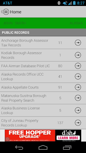 DirtSearch Dirt Search APP