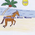 EBook – Once In a Blue Moon logo
