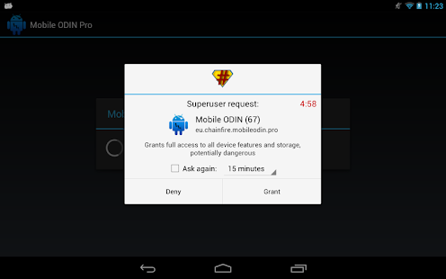 SuperSU Pro Screenshot 22