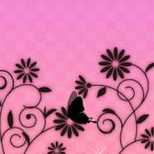 Fluttering Butterfly