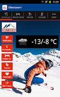 Screenshot of iObertauern - the official app