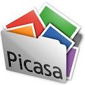 Picasa相片傳很大 logo