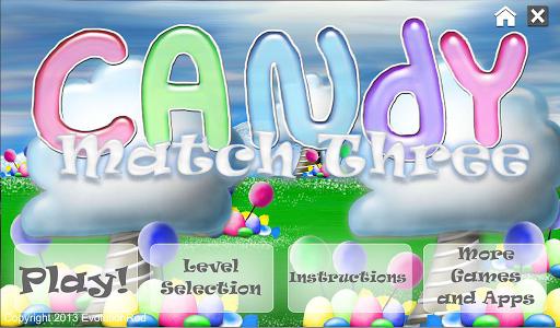 Candy Match Three 3