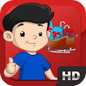 Christmas Kid Fun memory Game icon