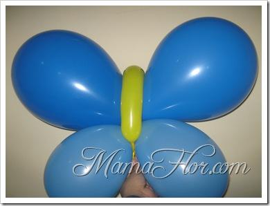 Figuras En Globos Manualidades Mamaflor - Figuras-con-globos-faciles