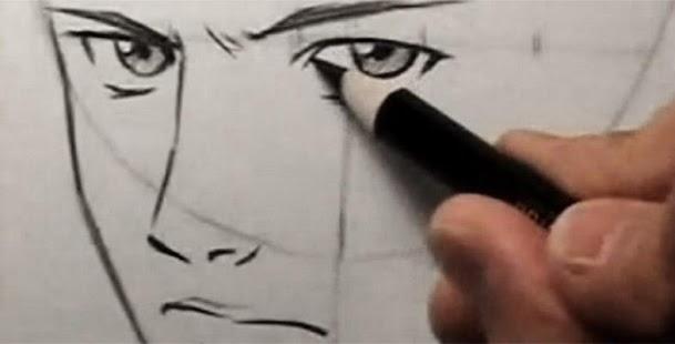 Manga Drawing Step