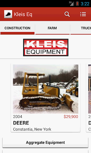 Kleis Equipment