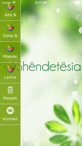 【免費健康App】shendetesia-APP點子