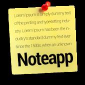 Noteapp