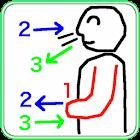 しゃっくりの止め方 icon