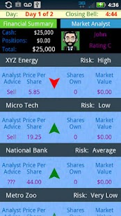 Crazy Stocks - Paid - screenshot thumbnail