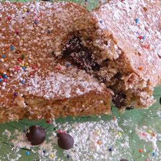 Chocolate Graham Nut Cake.