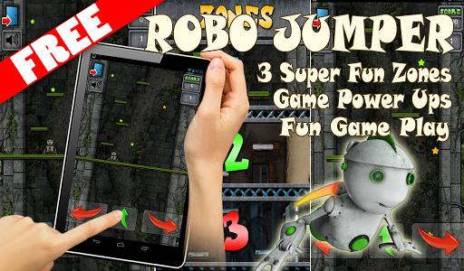 FREE Robot Jump Jumping Game