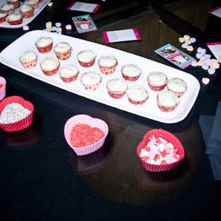Heart- and Lip-Shaped Sugar Cookies.