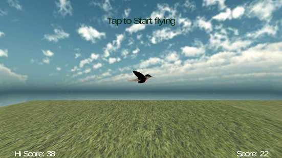 Jumpy Bird 3D - screenshot thumbnail