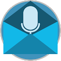 Voice2Mail – Voice Recorder icon