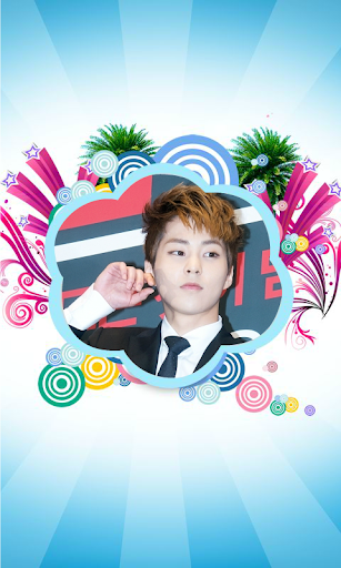 EXO Xiumin Live Wallpaper 03