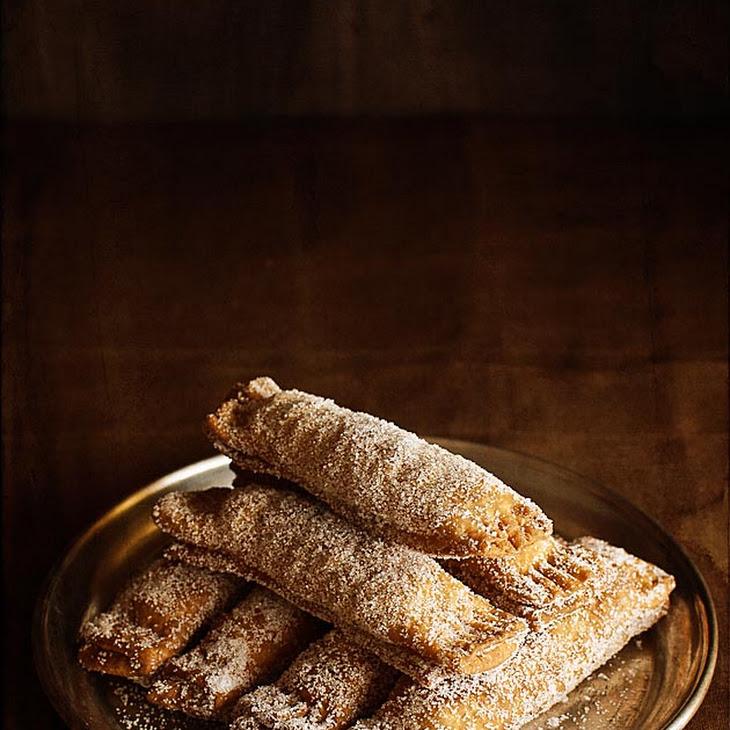 Carnaval Empanadas (Casadielles) Recipe
