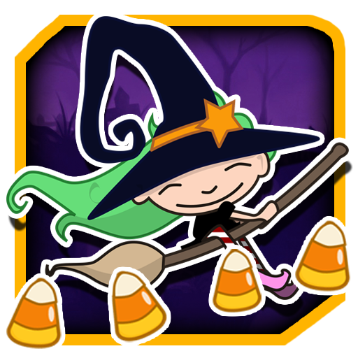 Halloween Candy Witch