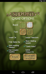 Sudoku Screenshot 21
