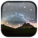 Night Sky Live Wallpaper icon
