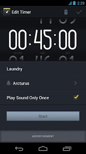 Timer+ : countdown timer- screenshot thumbnail