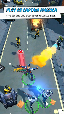 Captain America: TWS 1.0.3a screenshot 15108