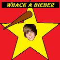 Whack A Bieber logo