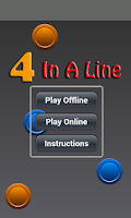 Screenshot of Four In A Line