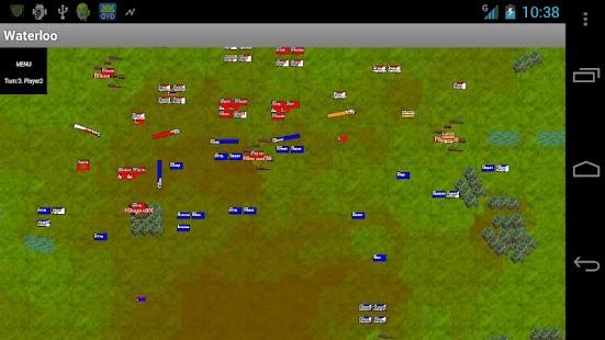 Napoleonics: Waterloo