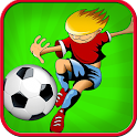 Soccer Ball Challenge 3D icon
