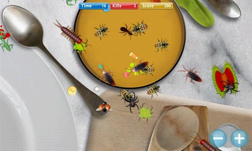 Busy Bugs deLite - screenshot thumbnail