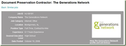 祖先.com父母,世代网络,蒙哥马利项目广告,阿拉巴马州