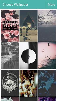 Indie Wallpapers HD - screenshot