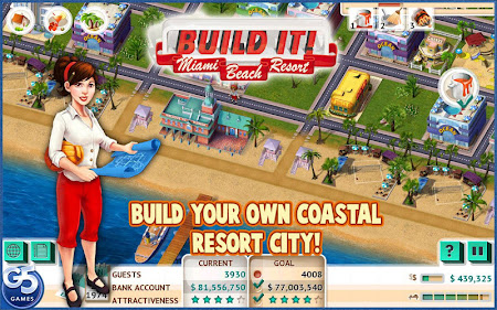 Build It! Miami Beach Free 1.0 screenshot 154341