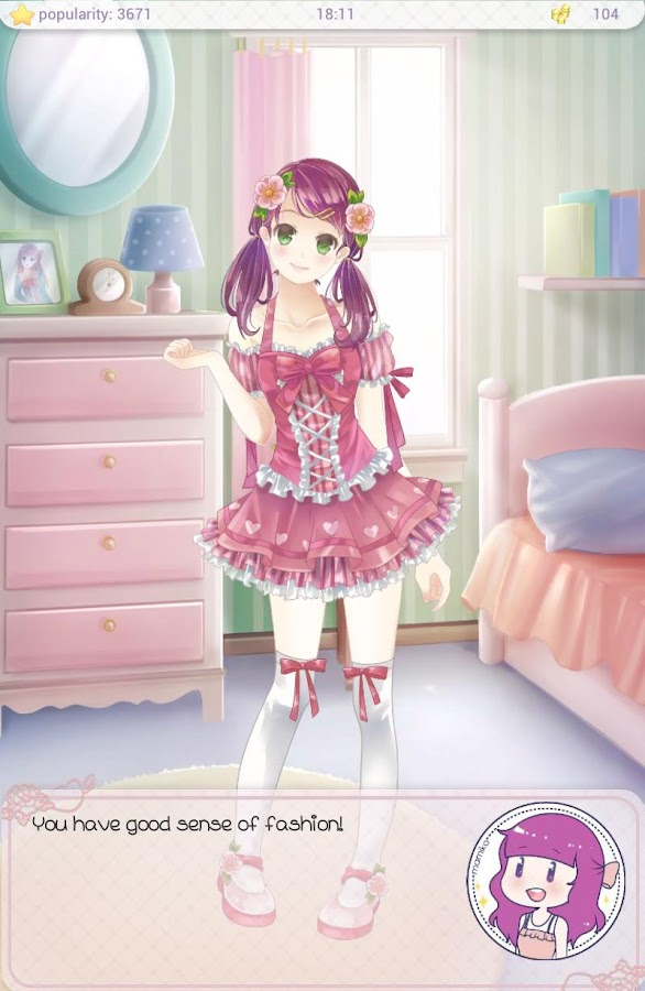 Japanese Girl Dress Up Games