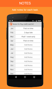 Monthly Task Tracker v2.04.00