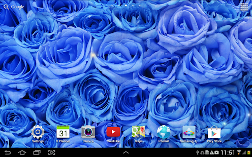 Rose Live Wallpaper