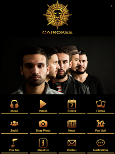 Cairokee- screenshot thumbnail
