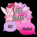 PixieHearts/GO SMS THEME icon
