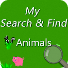 My Search & Find: Animals icon