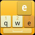 Cool Yellow Keyboard Skin icon